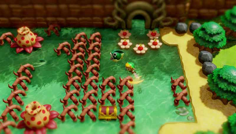 The Legend of Zelda: Link's Awakening - Screenshot 4