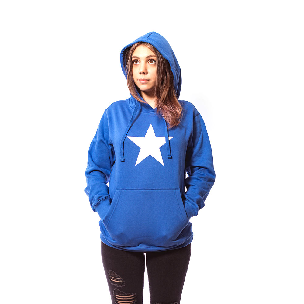 Marvel - Captain America Shield Hoodie - XS - Screenshot 3