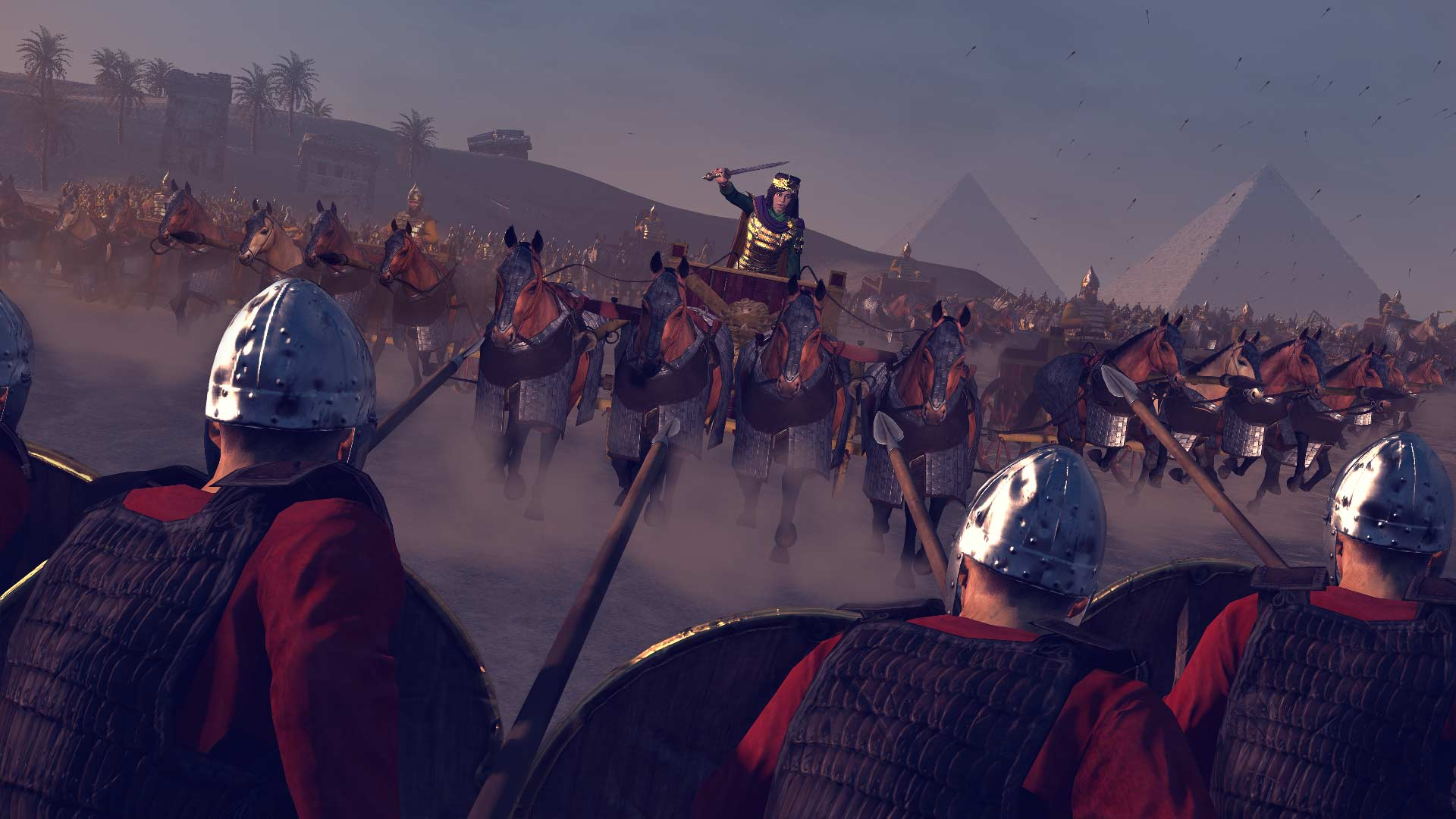 Total War: Rome 2 - Enemy At The Gates Edition - Screenshot 3