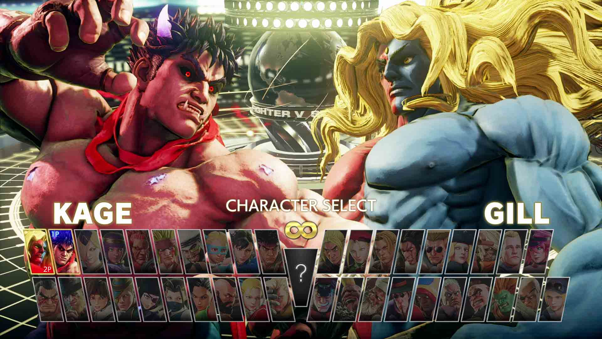 Street Fighter V Champion Edition - Screenshot 1