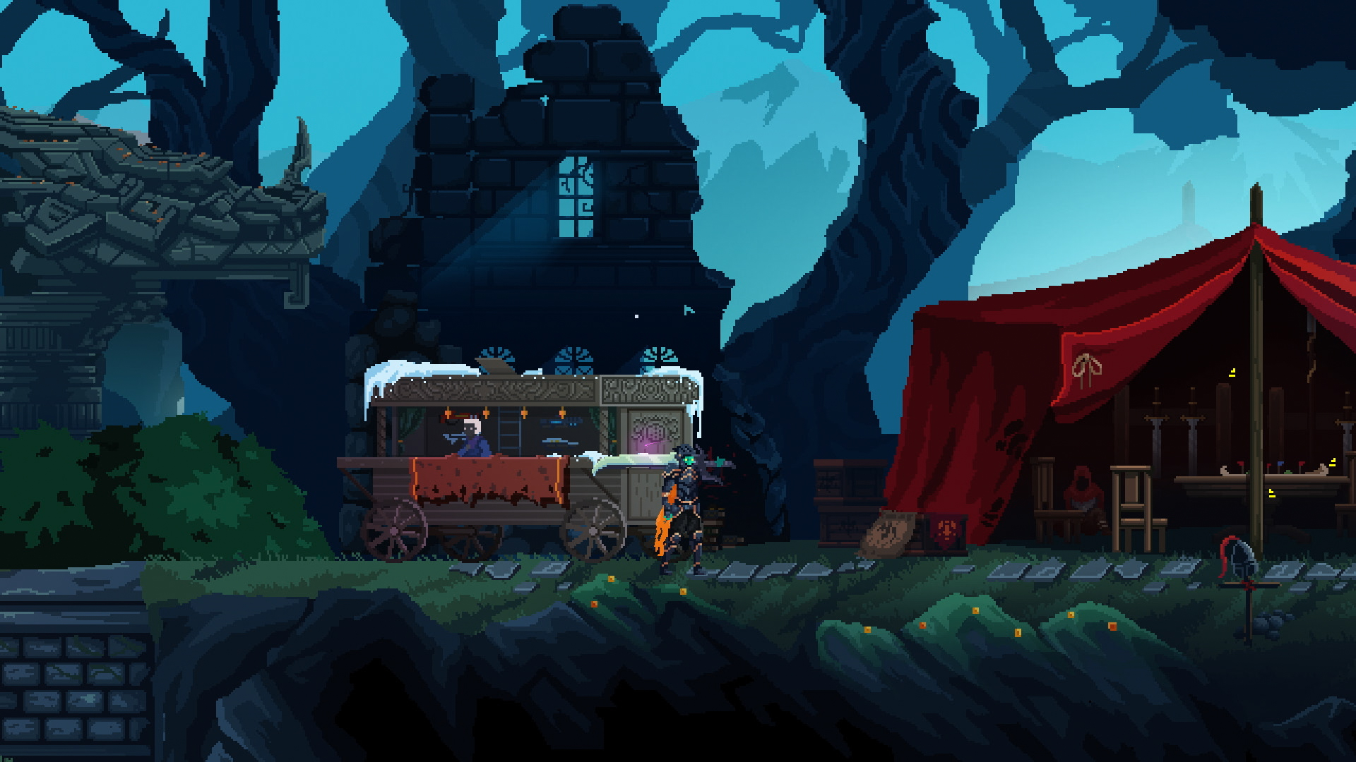 Death's Gambit - Screenshot 5
