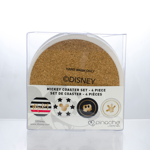 Disney - Mickey Mouse - Mickey Glam Pinache  Coasters 4 Pack - Screenshot 1