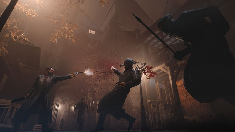 Vampyr - Screenshot 6
