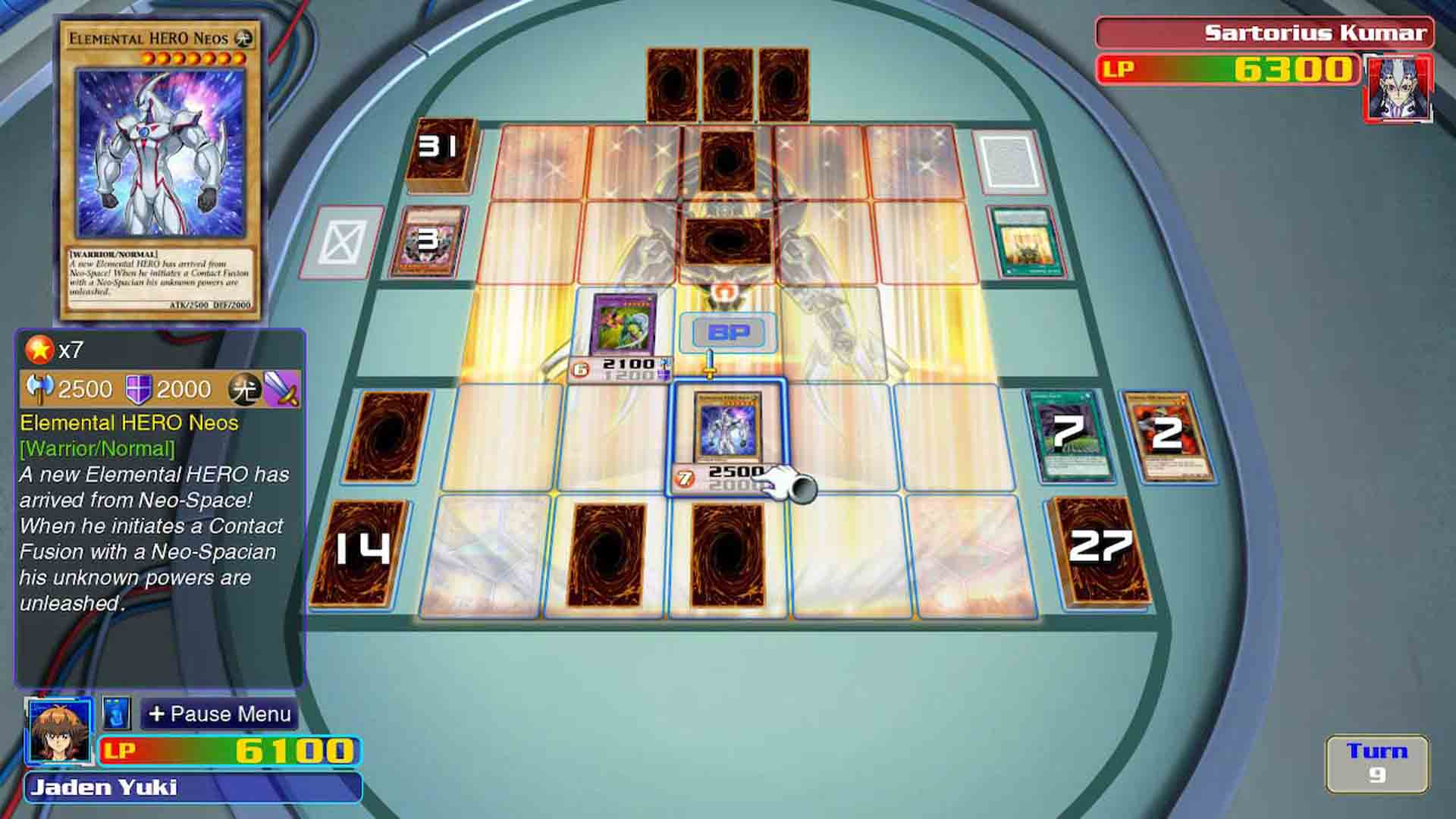 Yu-Gi-Oh! Legacy of the Duelist: Link Evolution - Screenshot 10