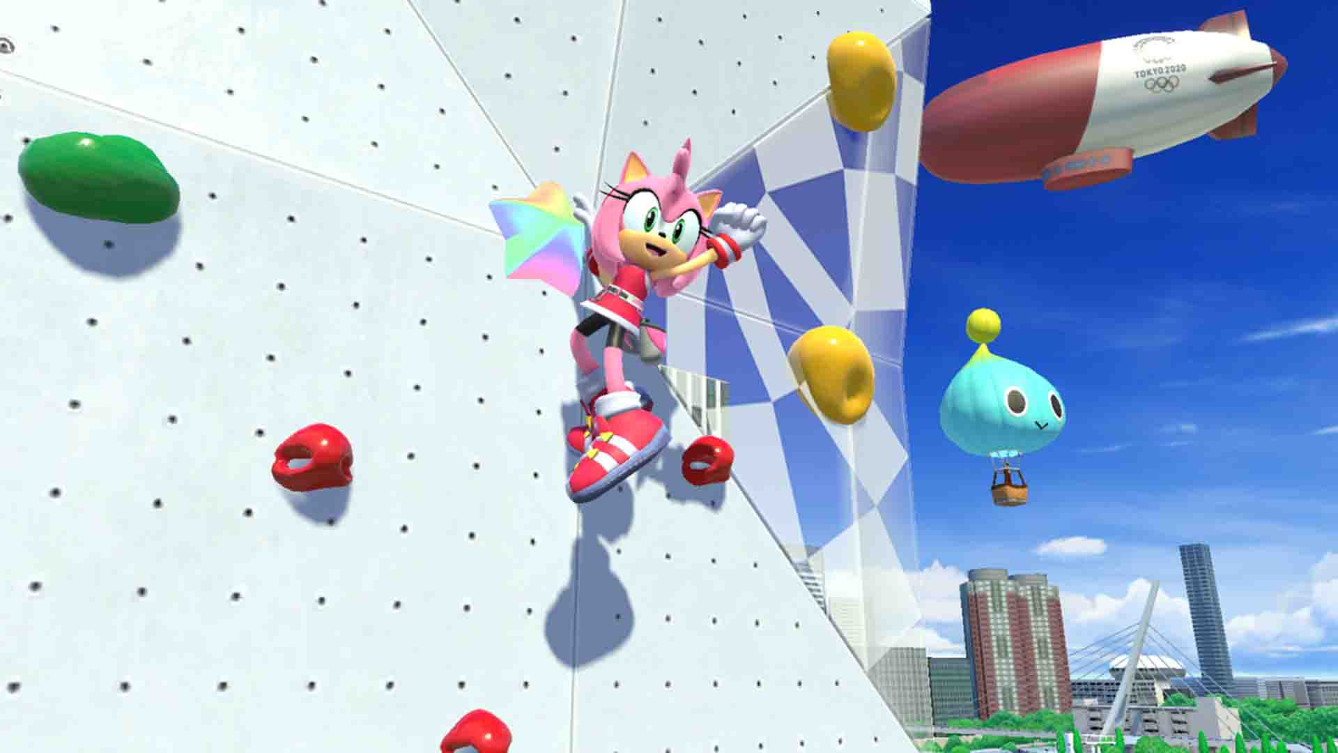 Mario & Sonic at the Olympic Games Tokyo 2020 - Screenshot 3