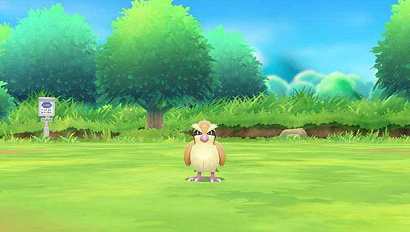 Pokemon Let's Go! Pikachu - Screenshot 3