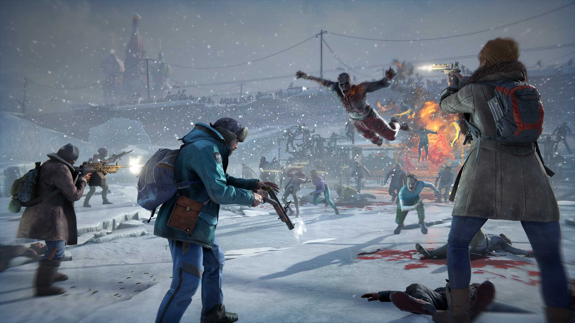 World War Z - Screenshot 7