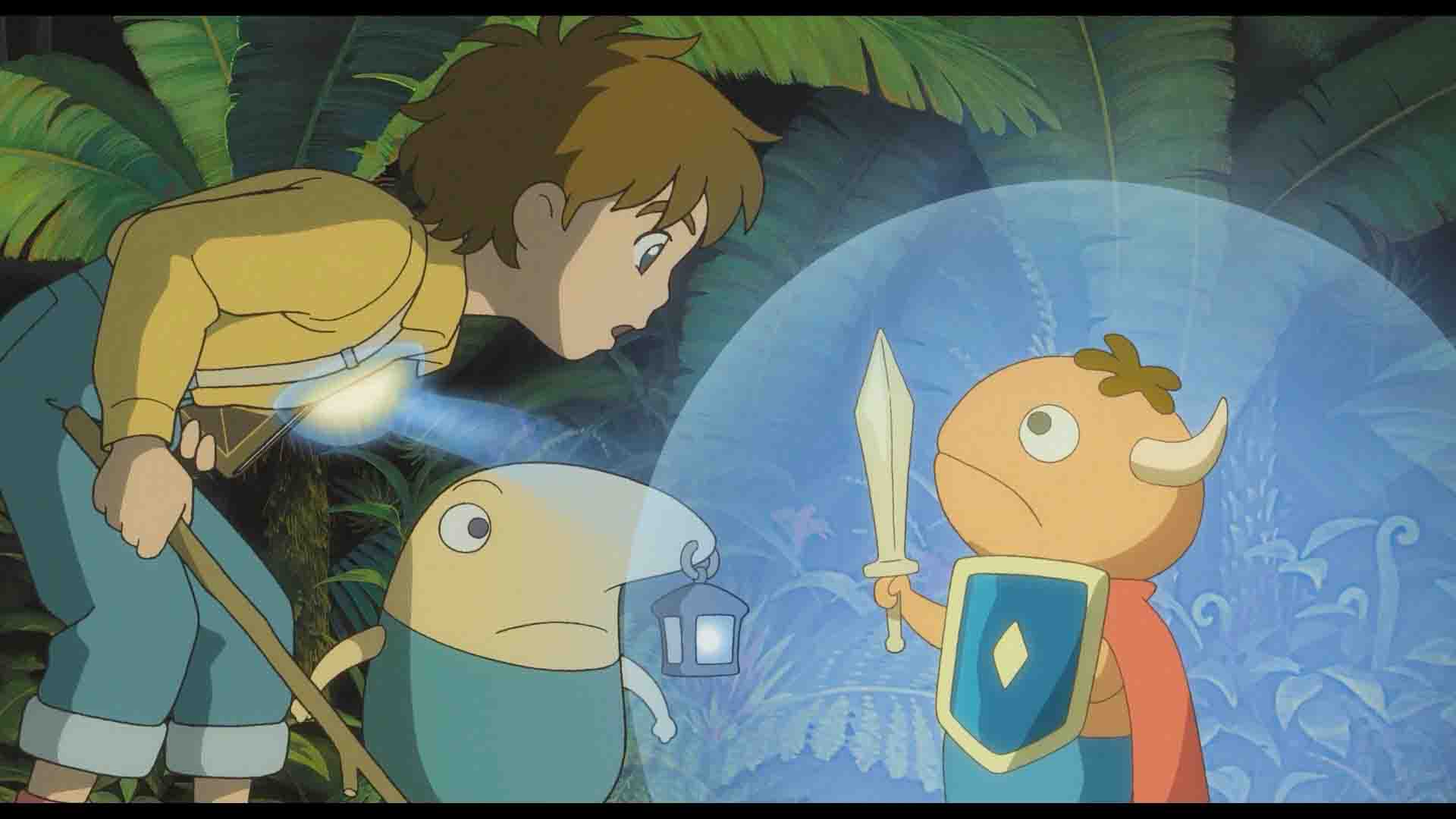 Ni No Kuni: Wrath of the White Witch - Screenshot 1