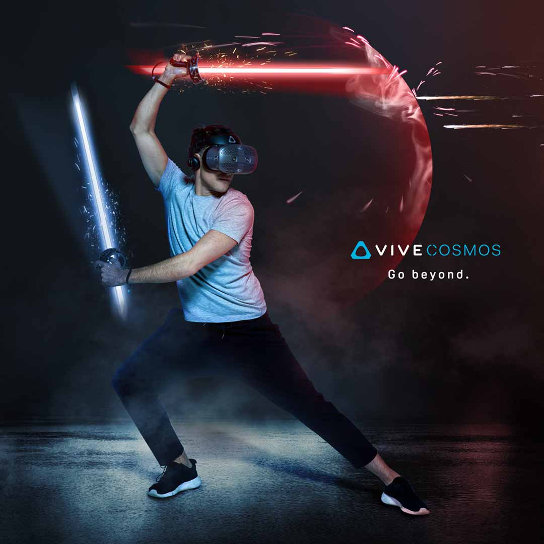 HTC Vive Cosmos - Screenshot 2