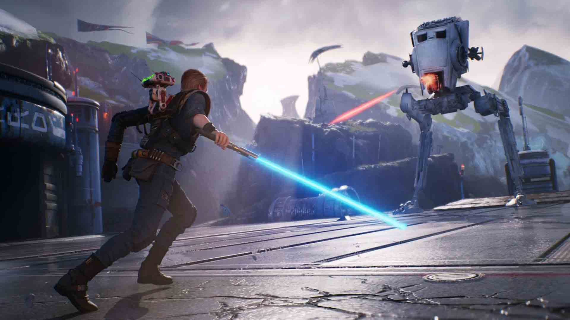 Star Wars Jedi: Fallen Order Deluxe Edition - Screenshot 7
