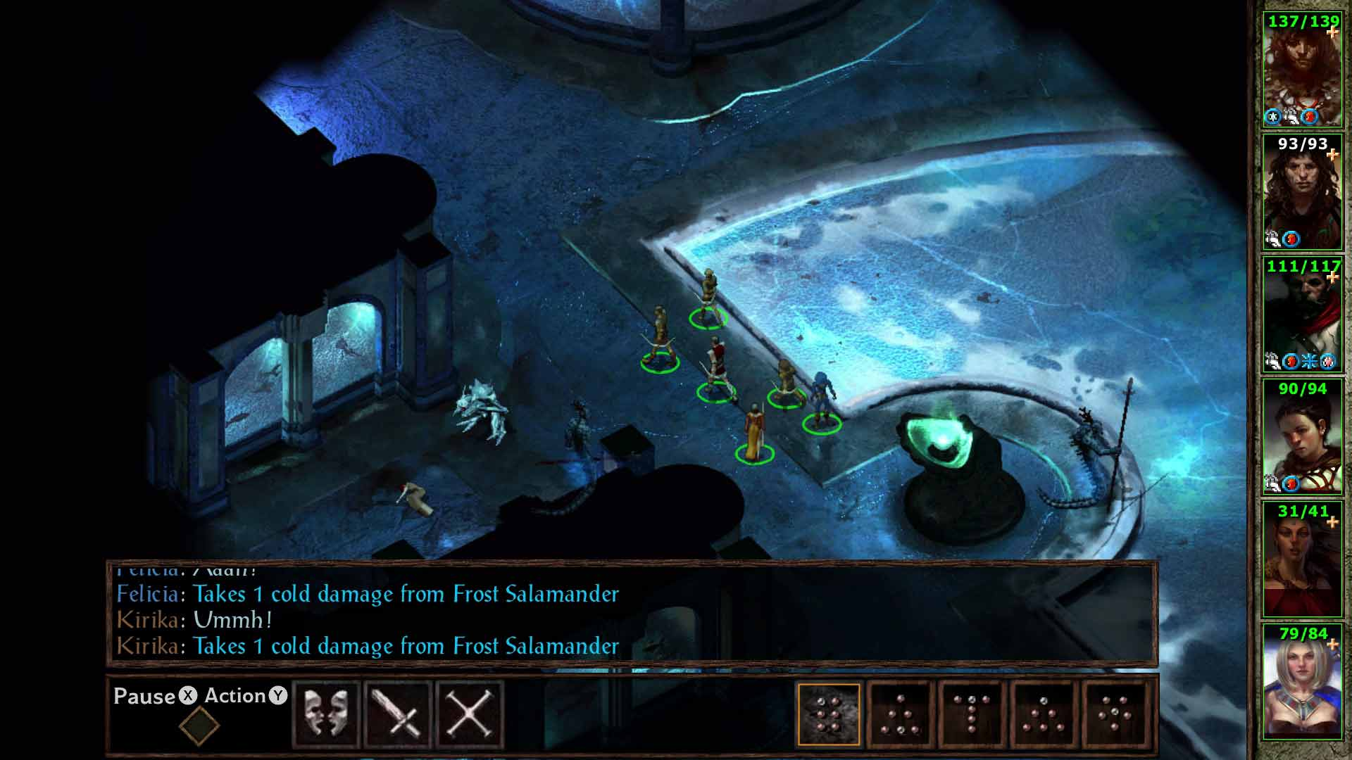 Planescape: Torment & Icewind Dale Enhanced Edition - Screenshot 13