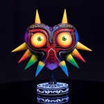"The Legend Of Zelda - Majora's Mask Collector's Edition 12"" PVC Painted Statue - Screenshot 1"