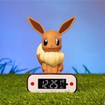 Pokemon - Eevee Alarm Clock & Lamp - Screenshot 1