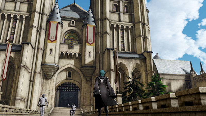 Fire Emblem: Three Houses - Screenshot 4