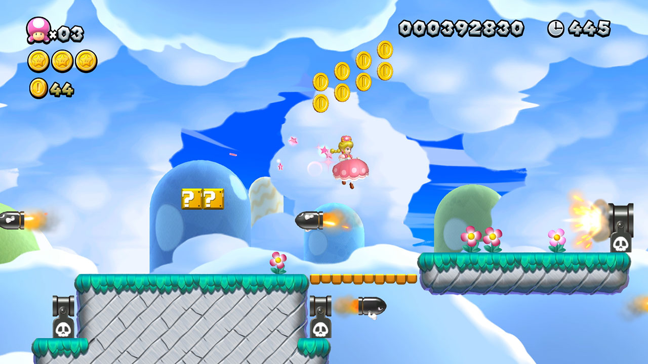New Super Mario Bros U Deluxe - Screenshot 3