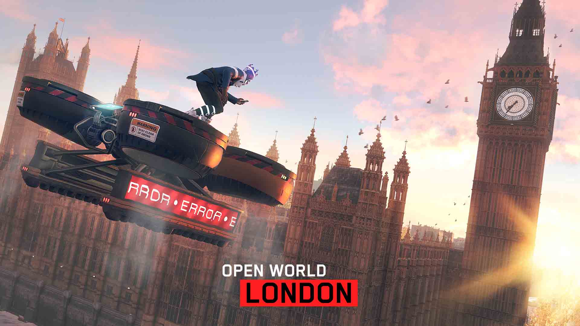 Watch Dogs: Legion Ultimate Edition + The Resistant of London Figurine - Screenshot 4