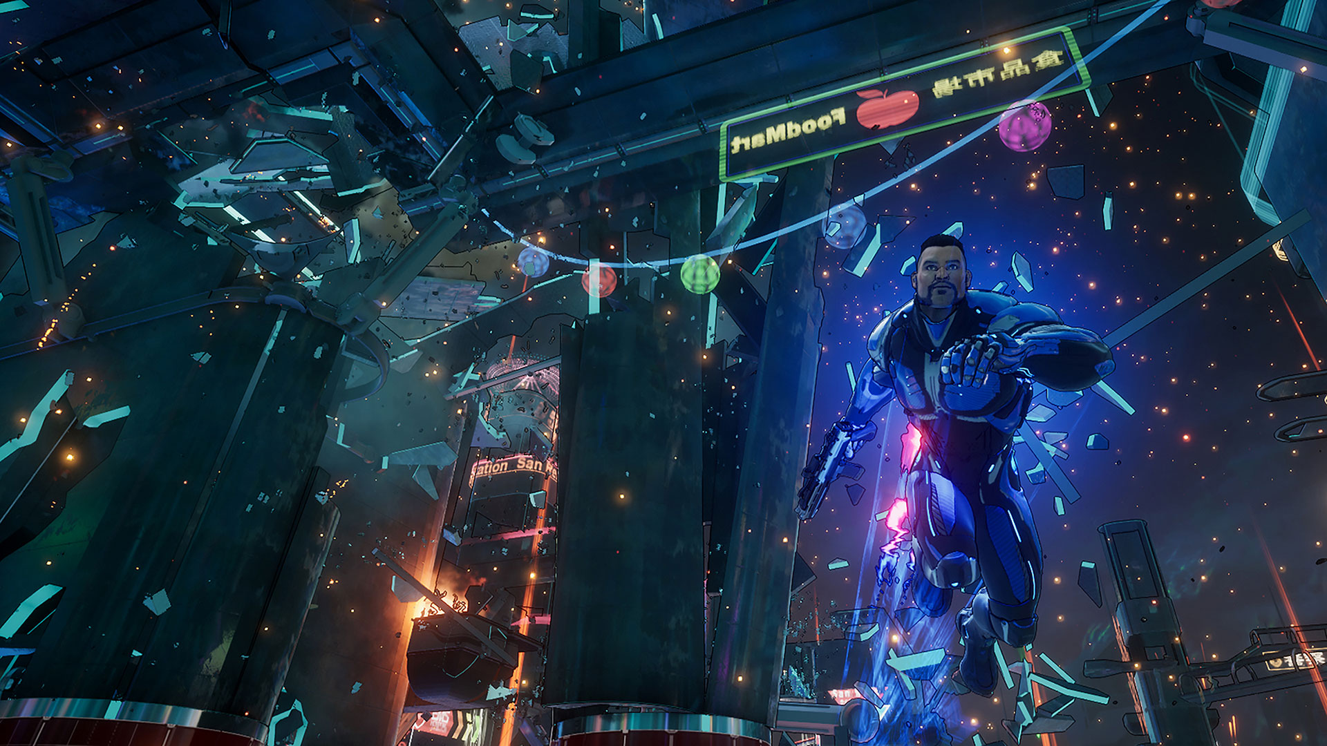 Crackdown 3 - Screenshot 9