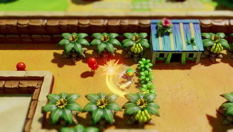 The Legend of Zelda: Link's Awakening - Screenshot 2