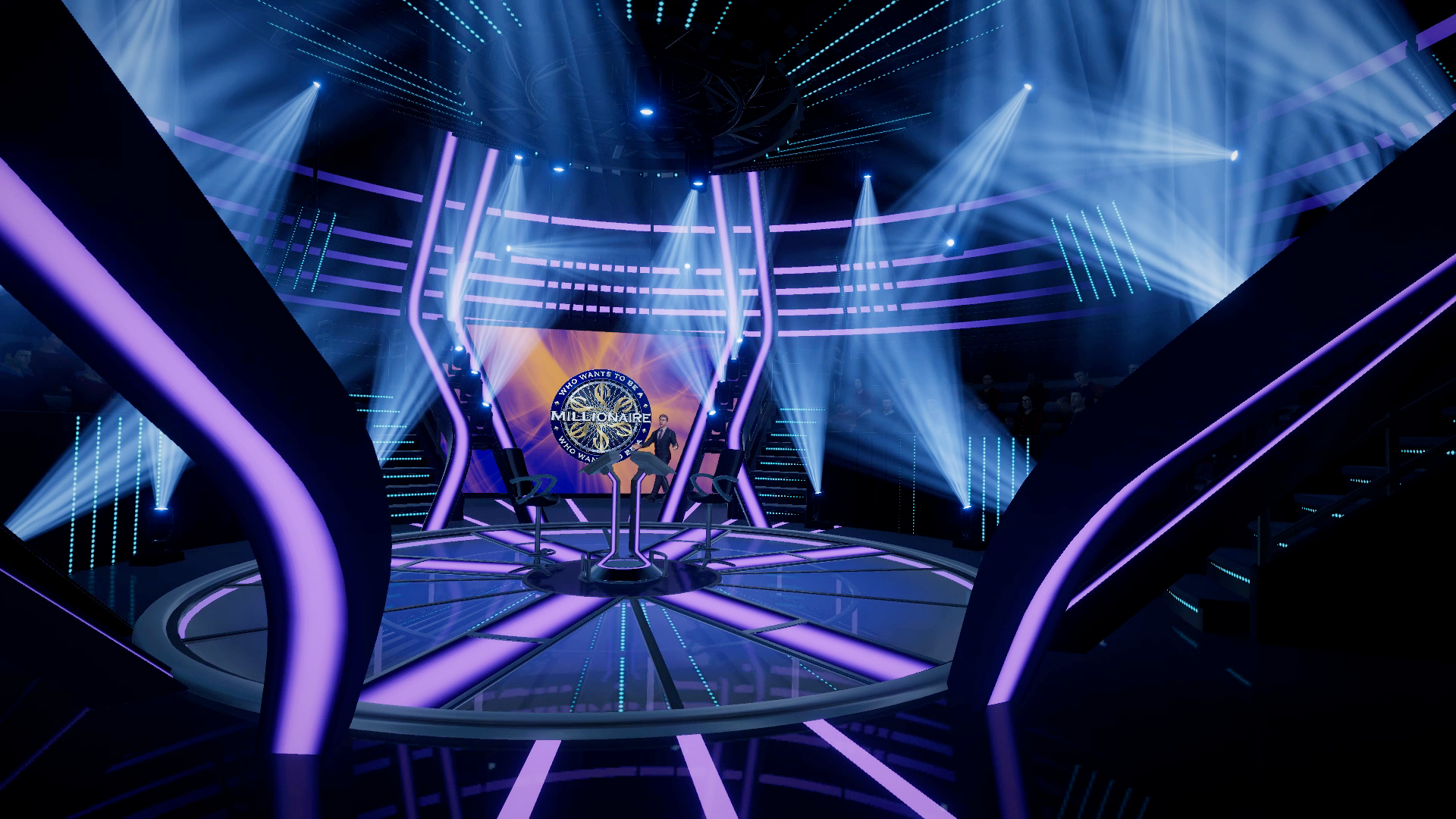 Who Wants to Be A Millionaire - Screenshot 3