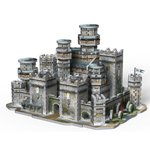 Game Of Thrones - Winterfell 3D Puzzle - Screenshot 2