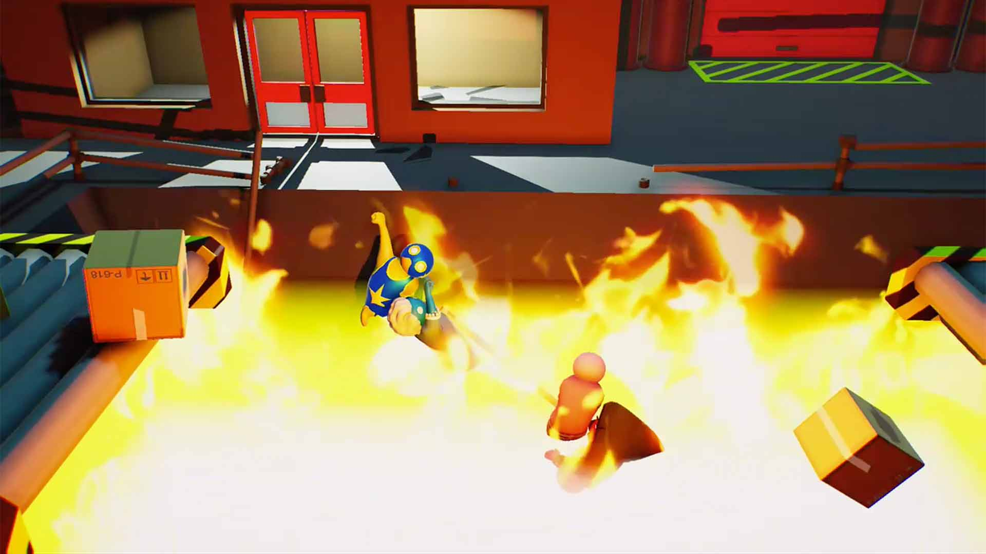 Gang Beasts - Screenshot 2