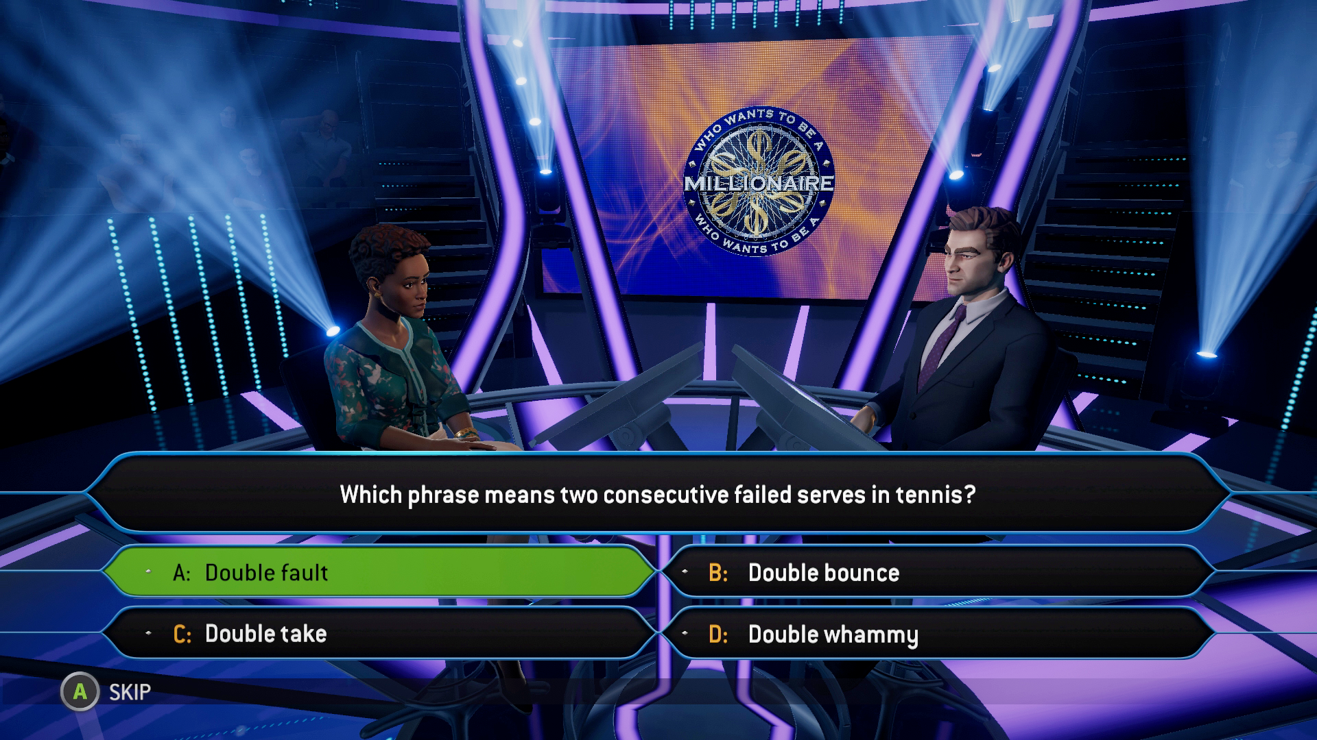 Who Wants to Be A Millionaire - Screenshot 4