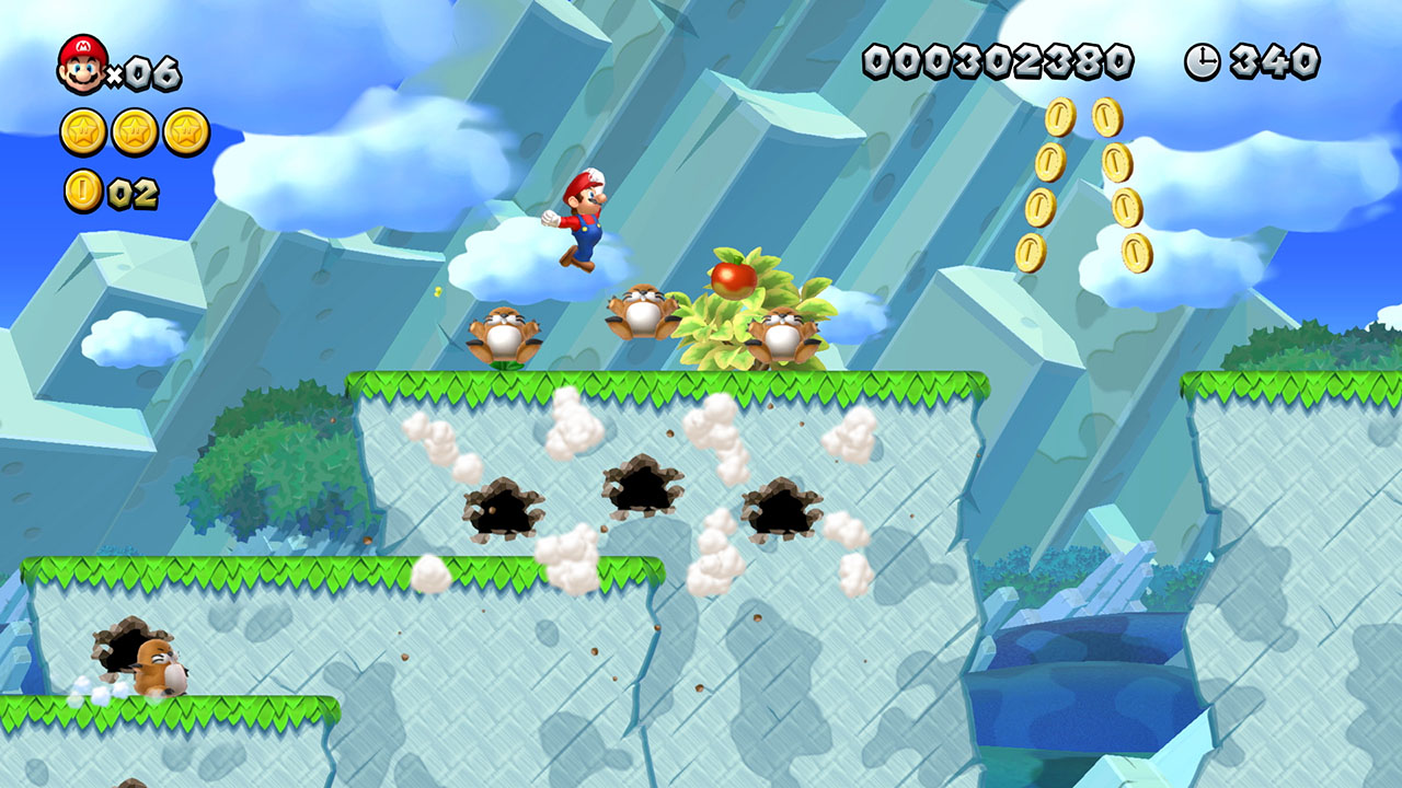 New Super Mario Bros U Deluxe - Screenshot 5