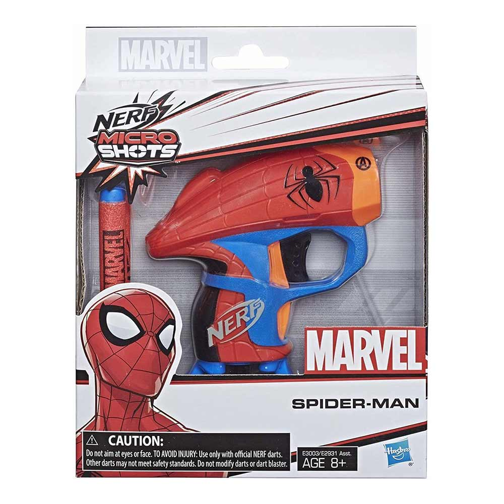 Marvel - Nerf Micro Shots (Assorted) - Screenshot 1