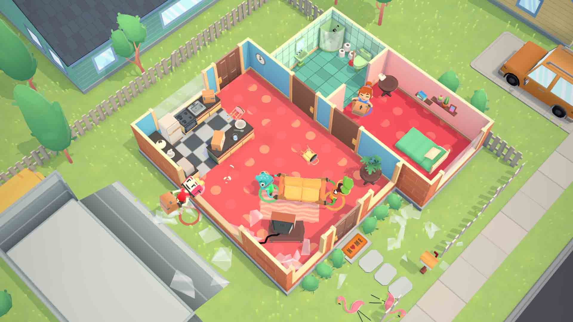 Moving Out - Screenshot 2
