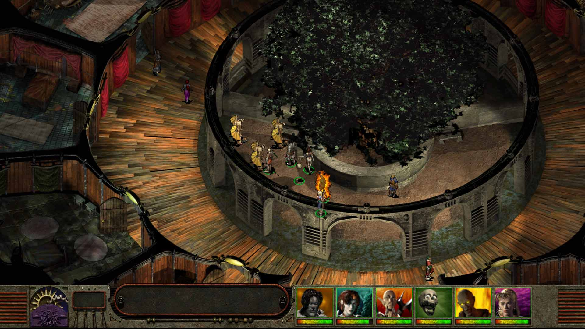 Planescape: Torment & Icewind Dale Enhanced Edition - Screenshot 1
