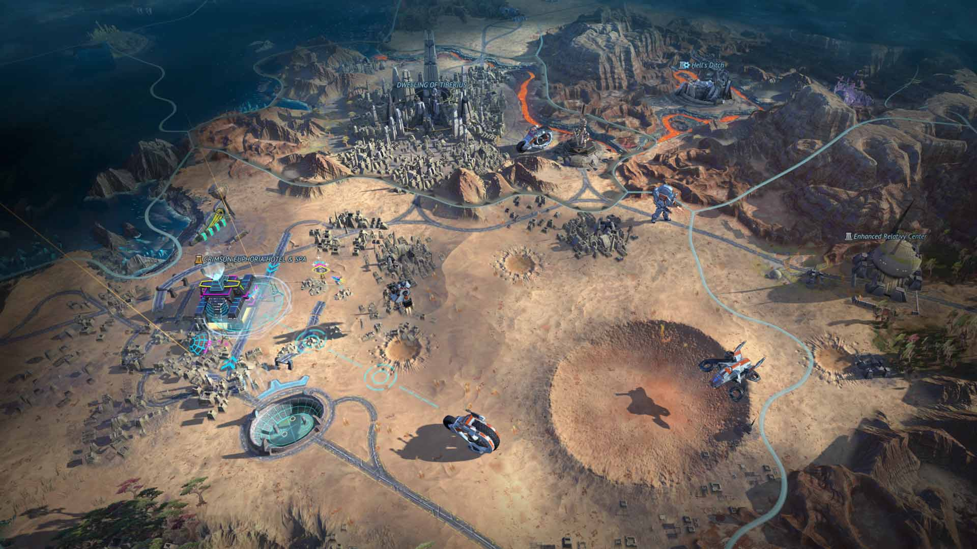 Age Of Wonders: Planetfall - Screenshot 5