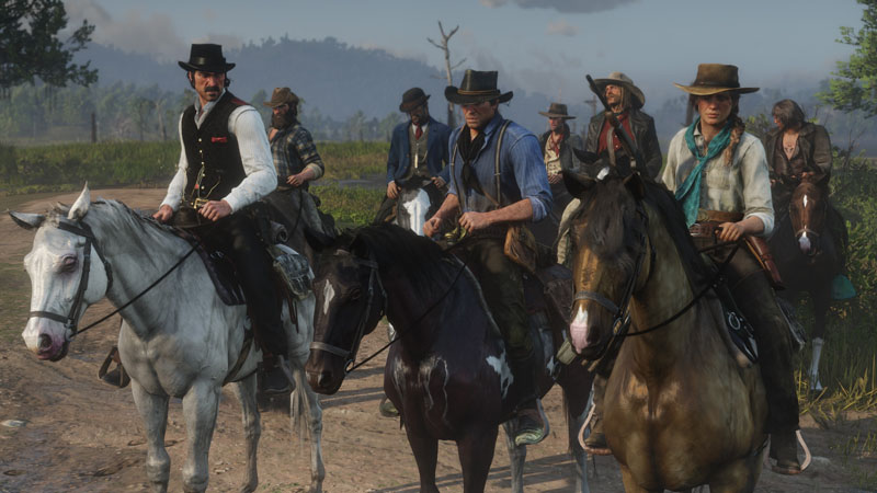 Red Dead Redemption 2 - Screenshot 28
