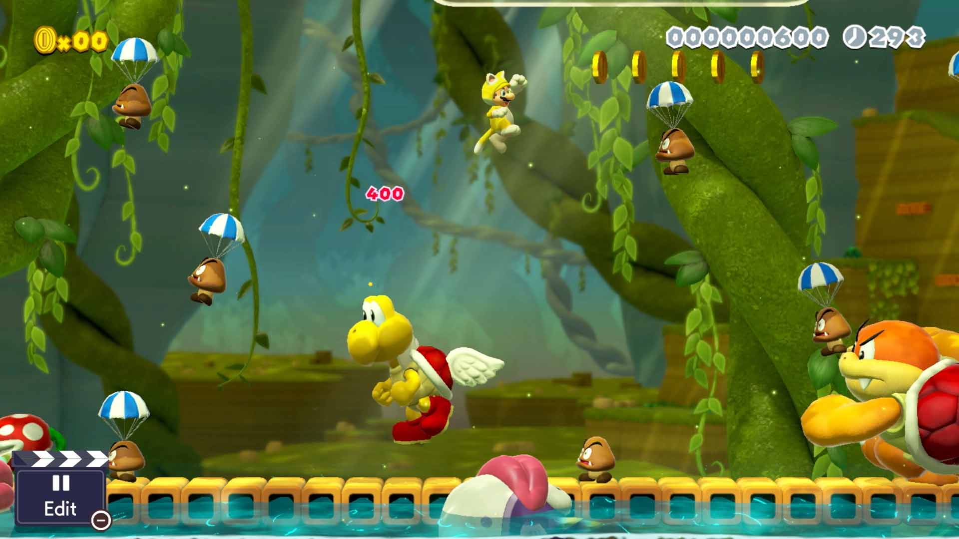 Super Mario Maker 2 - Screenshot 18