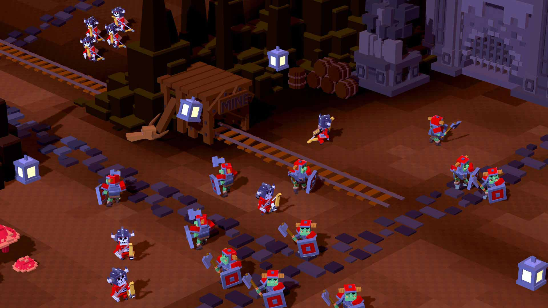 8-Bit Hordes - Screenshot 4