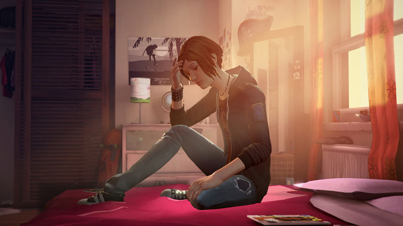 Life is Strange: Before the Storm Limited Edition - Screenshot 1