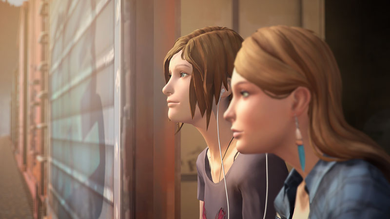Life is Strange: Before the Storm Limited Edition - Screenshot 2