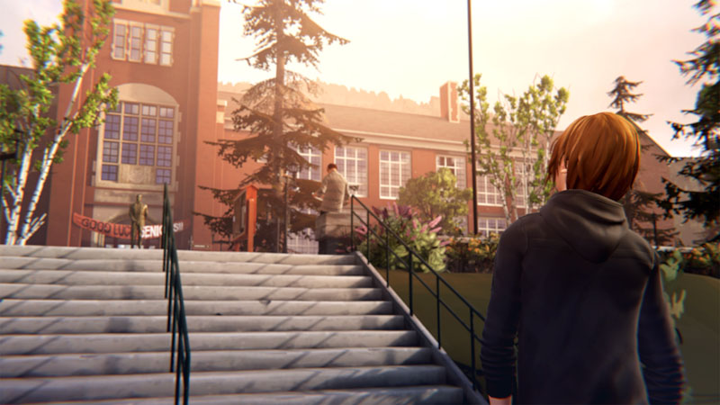 Life is Strange: Before the Storm Limited Edition - Screenshot 5