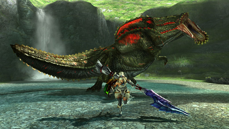 Monster Hunter Generations Ultimate - Screenshot 2
