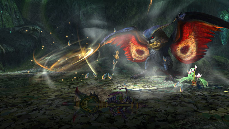 Monster Hunter Generations Ultimate - Screenshot 5