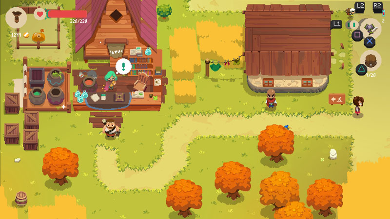 Moonlighter - Screenshot 3