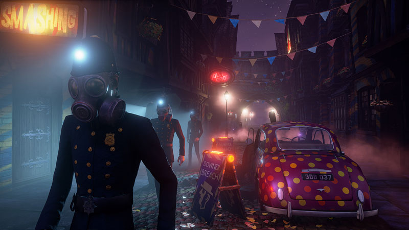 We Happy Few - Screenshot 2