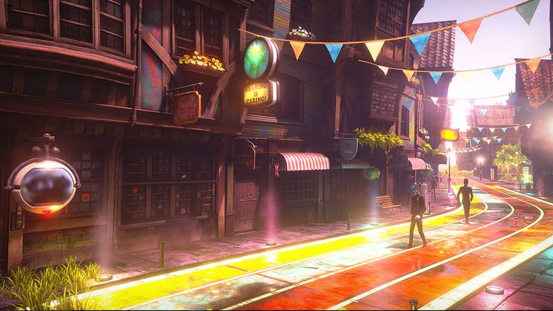 We Happy Few - Screenshot 9