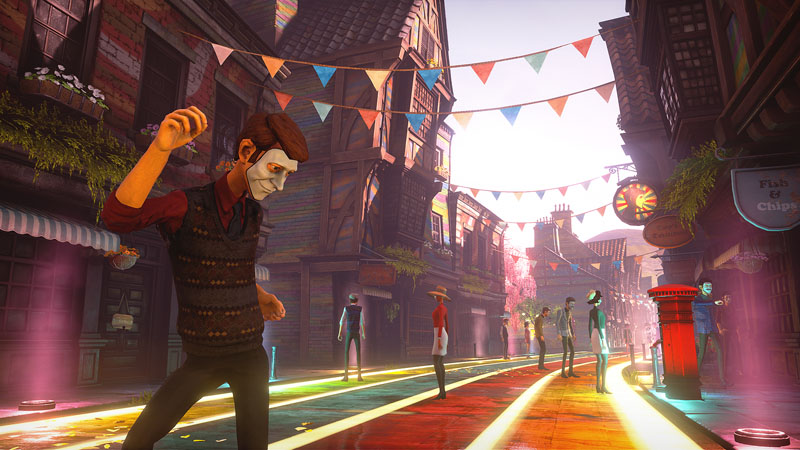 We Happy Few - Screenshot 4