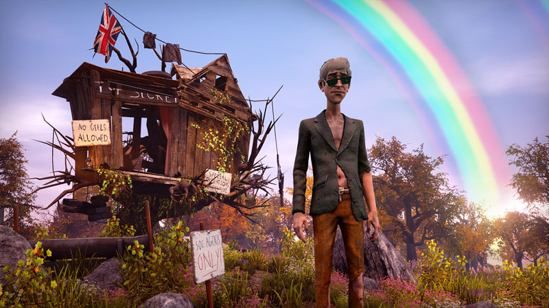 We Happy Few - Screenshot 12