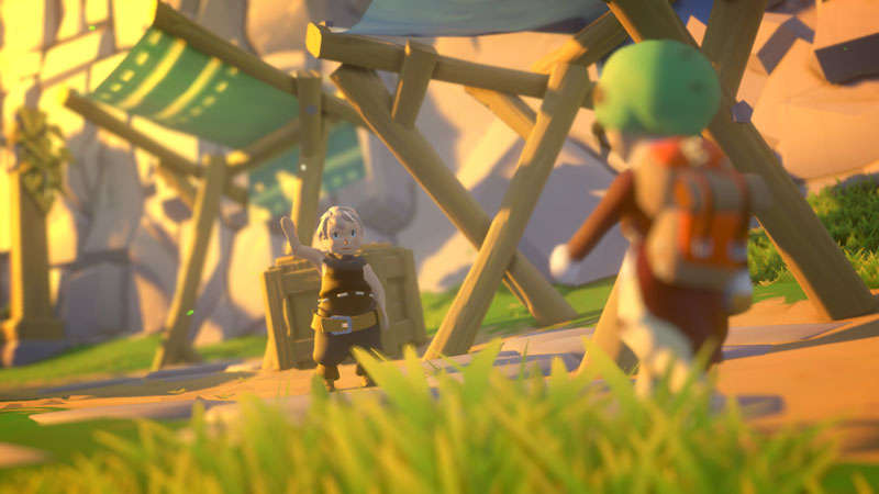 Yonder: The Cloud Catcher Chronicles - Screenshot 1