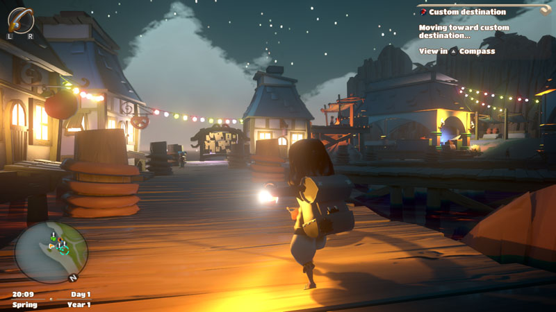 Yonder: The Cloud Catcher Chronicles - Screenshot 5