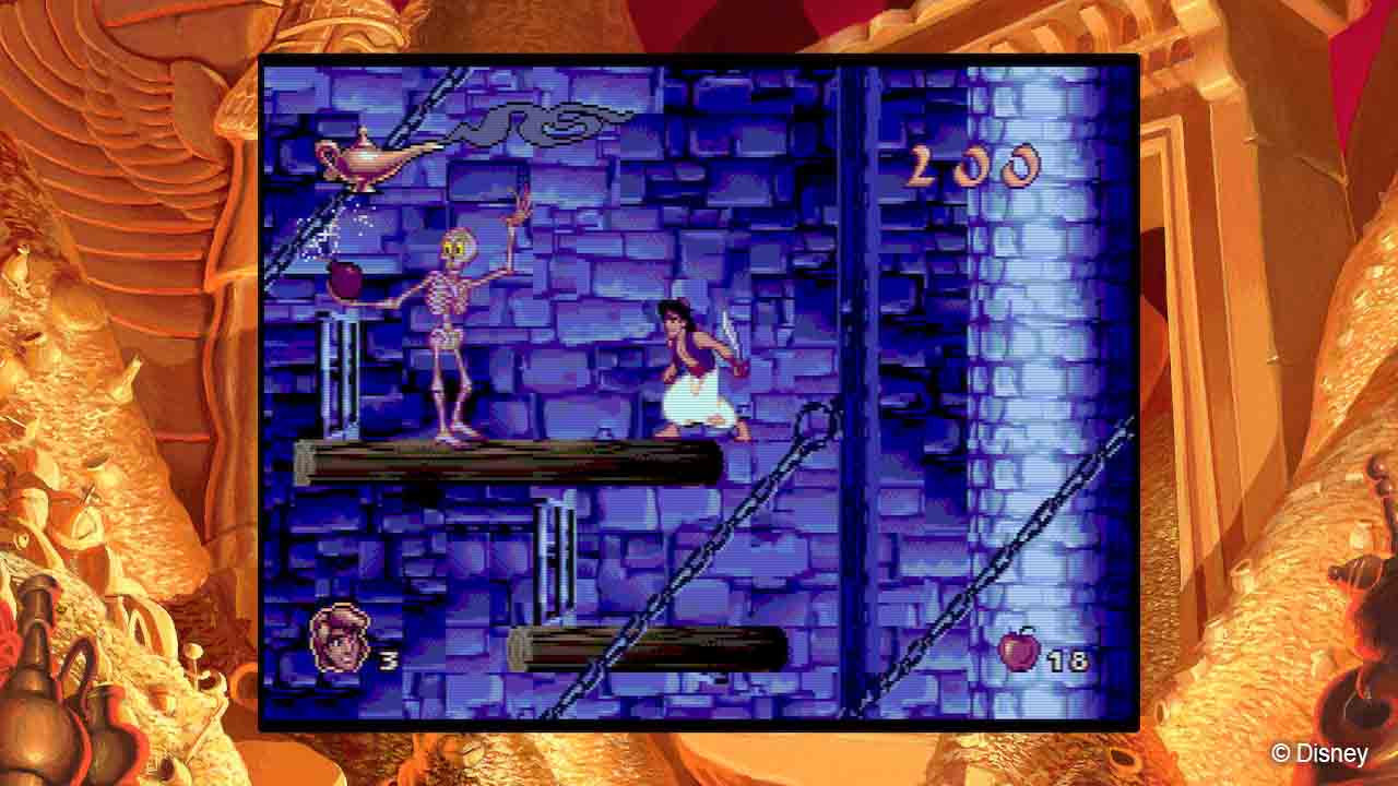 Disney Classic Games – Aladdin and The Lion King - Screenshot 8