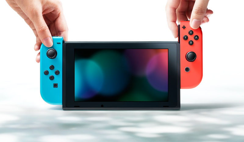 Nintendo Switch Neon Console - Screenshot 3