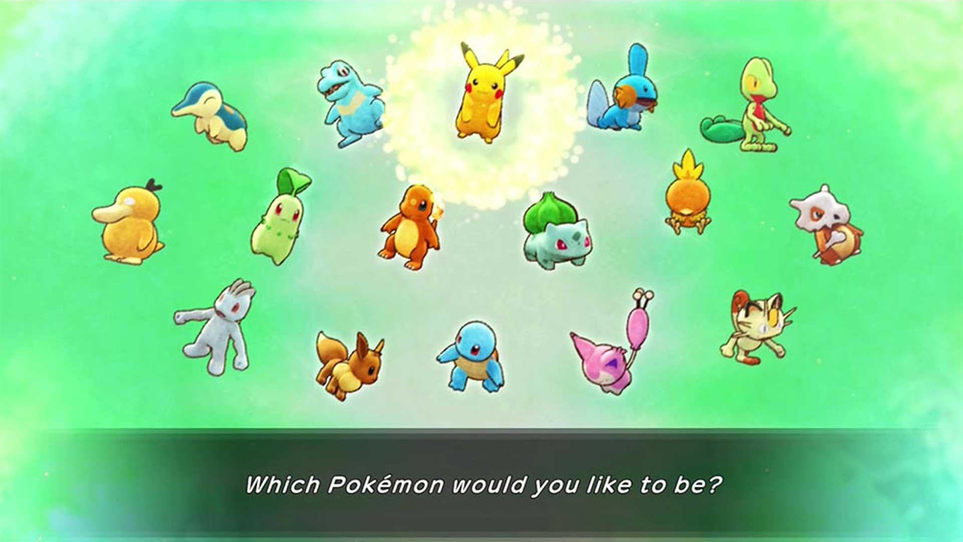Pokemon Mystery Dungeon Rescue Team DX - Screenshot 3