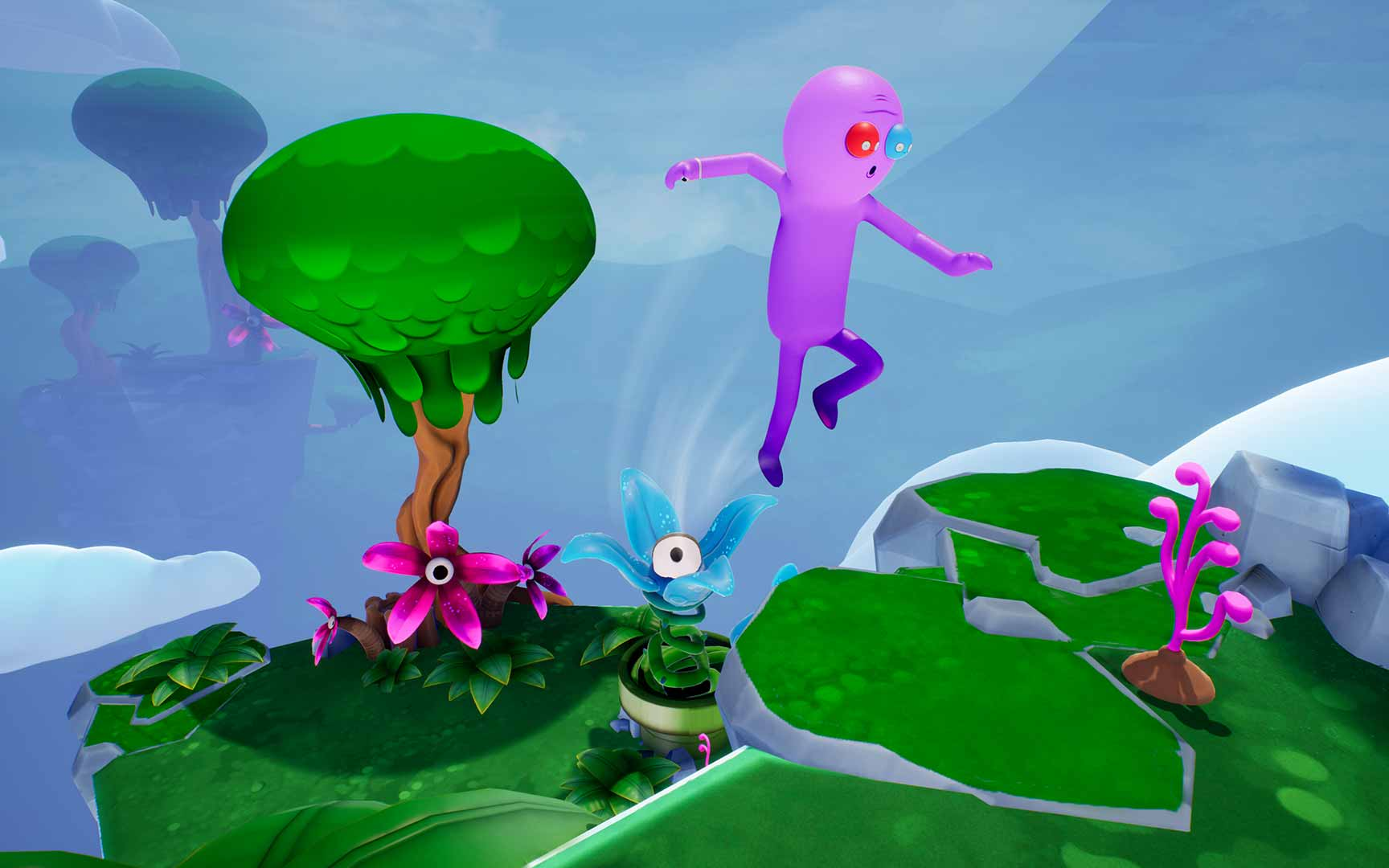 Trover Saves The Universe - Screenshot 3